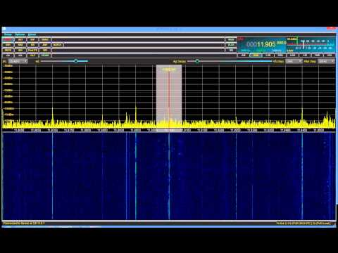 11905 khz Sri Lanka Broadcasting Corporation