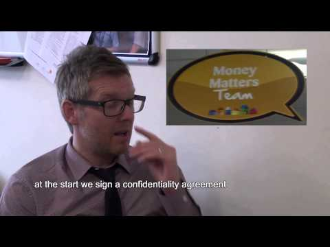 Money Matters Team Interview with the Tenants Consultative Committee