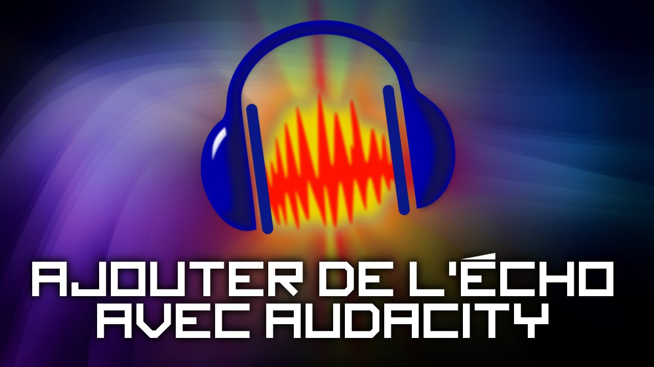 how to add echo in audacity