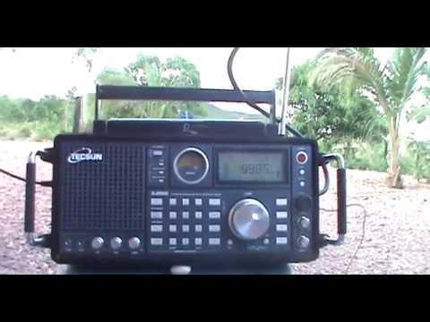 9985 kHz Radio Free Asia in Korean via Tinian Island | Island Marianas North (USA) (SW 31M.)