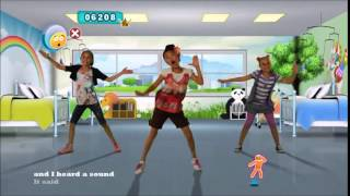 Just Dance Kids 2 Im Gonna Catch You