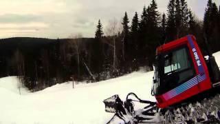 видео Глушата - Горнолыжный курорт в России. Информация, фото, отзывы о курорте Glushata