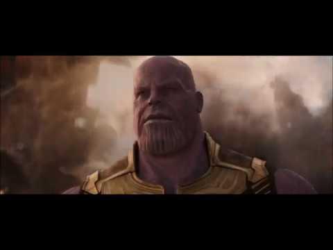 """Dread It, Run From It, Destiny Still Arrives"" - Thanos | Infinity Wars | Avengers"