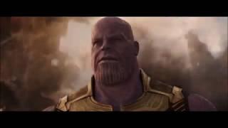 """Dread It, Run From It, Destiny Still Arrives"" - Thanos   Infinity Wars   Avengers"