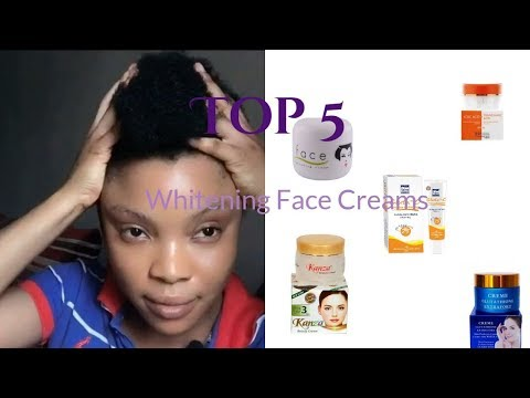 Top 5 Whitening Facial Creams | List Of Effective Whitening Facial Creams
