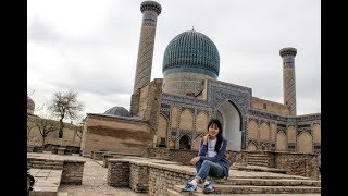 Vlog: Ташкент / Поездка в Узбекистан 2016(, 2016-04-05T02:45:17.000Z)