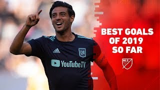 Midfield, Volley39s and Bikes in Top Goals of the Season So Far