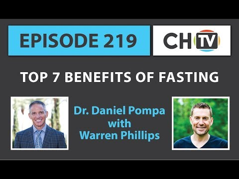 Top 7 Benefits of Fasting - CHTV 219