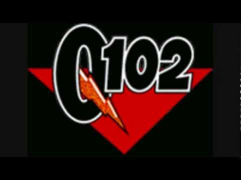 WIOQ Q102 Philadelphia - Glenn Kalina - 1989