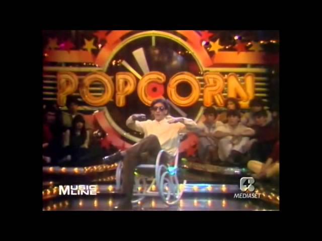Franco Battiato - Summer on a solitary beach - Popcorn 1981