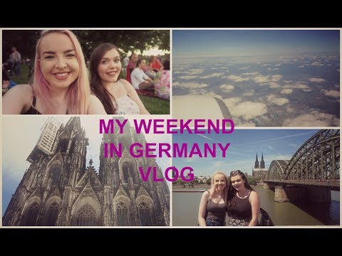 MY WEEKEND IN GERMANY VLOG