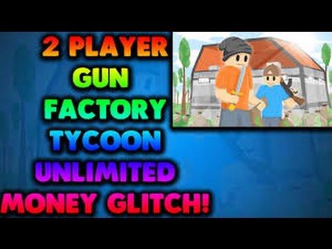 Roblox player gun factory