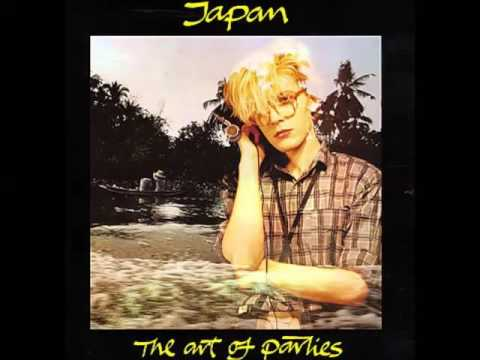 Japan - The Art Of Parties (HQ)(1981)