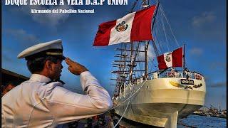 Marina de Guerra del Perú : Buque a Vela B.A.P Unión / FFAA del Perú