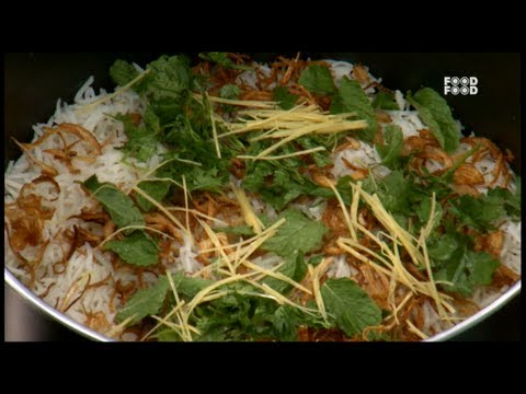 Handi Biryani - Sanjeev Kapoor's Kitchen