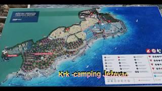 Chorvátsko - Môj ostrov Krk - Camping Ježevac
