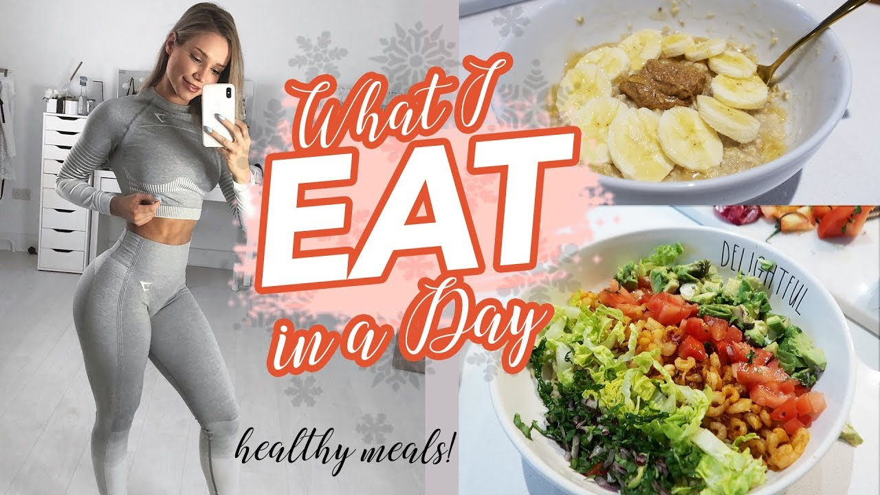 Download WHAT I EAT IN A DAY | HEALTHY MEAL IDEAS | 12 Days of Fitmas