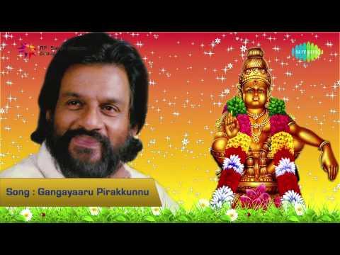 Gangayaaru Pirakkunnu song | Ayyappa Bhakthiganangal