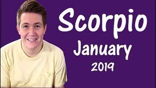 Scorpio January 2019 Horoscope   Gregory Scott Astrology
