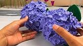 Fior Di Pesco Alluncinetto Crochet Flowers Peach Flowers Youtube