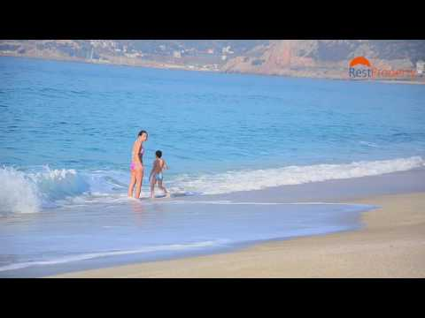 видео: Отдых в Турции 2017