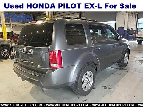 Wonderful Used Honda Pilot For Sale In USA, Worldwide Shipping