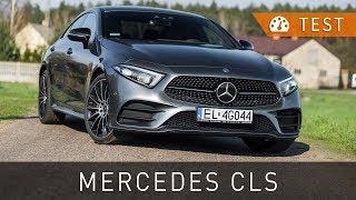Mercedes-Benz CLS 400d 4MATIC (2018) - test [PL]   Project Automotive