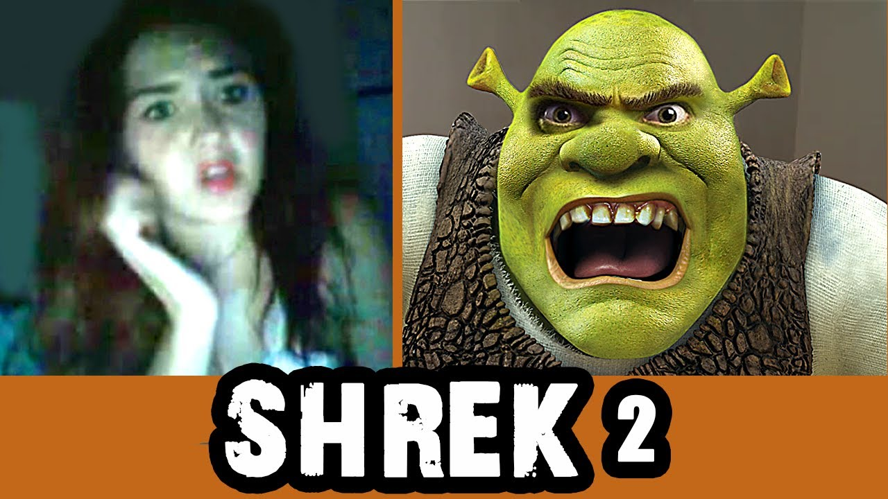 Scary Shrek Prank ! (Omegle Scare Prank) - YouTube