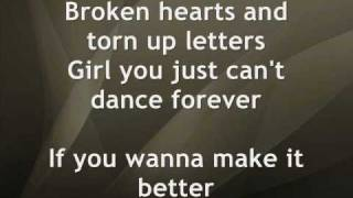 Broken Hearts, Torn Up Letters & the Story of a Lonely Girl - Lost Prophets lyrics