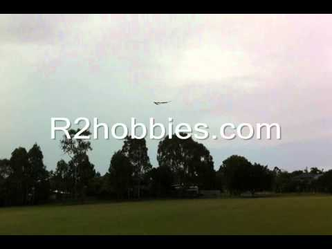 3Ch RC EP 2M Raptor-Glider 2000 ARF Thermo Glider Sailplane