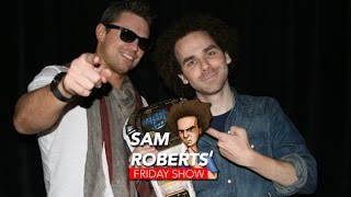 Sam Roberts & The Miz - being a veteran, new gimmick, Cleveland, etc