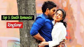 Top 5 Love Bgm's in Tamil Cinema || South Movie Ringtones
