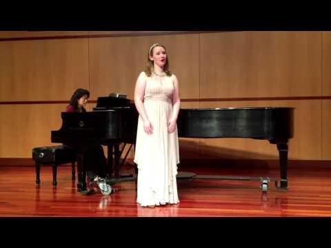 Brevard Music Center Summer Program  2016  Selection Two