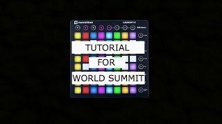 Modulation - World Summit // TUTORIAL