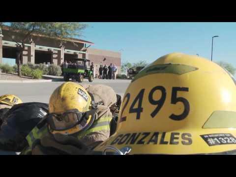Look inside the Phoenix Fire Department Academy