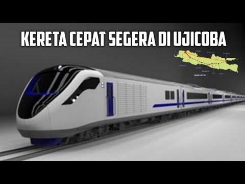 Inka Siap Uji Coba Kereta Cepat Buatan Sendiri 250 Km/h Angin Segar Kereta Cepat Jakarta Surabaya