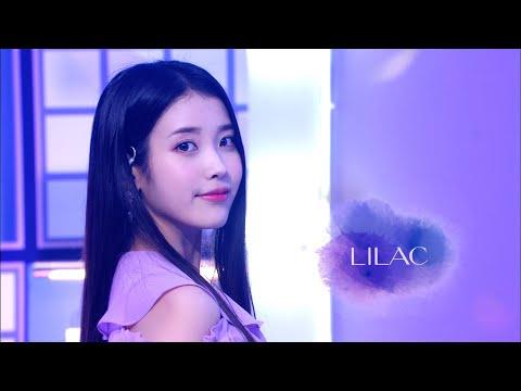 라일락(LILAC) - 아이유(IU) [뮤직뱅크/Music Bank]   KBS 210326 방송