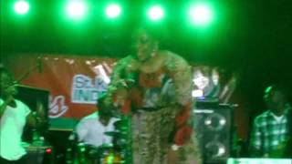Sinach  - I Know Who I Am -- (Live in St. Kitts)
