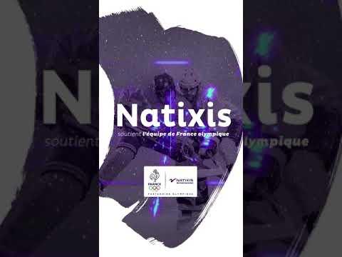 Natixis soutient l'équipe de France olympique aux Jeux Olympiques de PyeongChang !