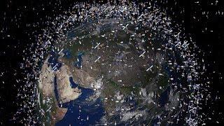 Weltraumschrott - Gefahr im Orbit - Doku Deutsch 2018 HD