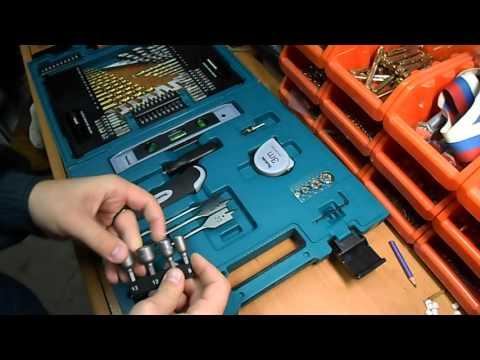 Набор инструмента Makita