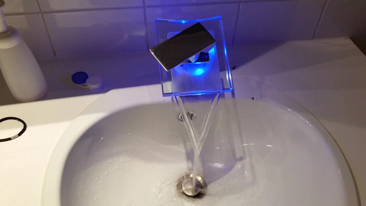 Led Wasserhahn Lidl Led Licht Fr Bunte Wasserstrahlen Klon .