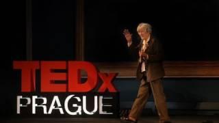 TEDxPrague - Františka Hana Garlíková - O práci, Baťovi a odvaze