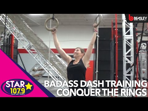 BADASS Dash Training: How To Conquer the rings