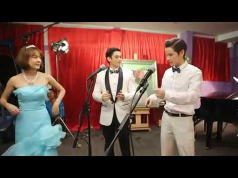 Backstage Princess Hours Thailand : In,Khaning,Nakhun Dance Funny