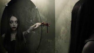 СПЛЮ НАПРОТИВ ЗЕРКАЛА ЕКСПЕРЕМЕНТ   Почему нельзя смотреть в зеркало ночью?