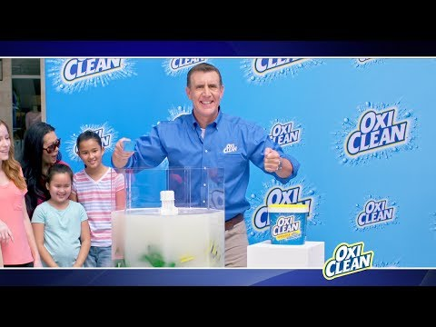 OxiClean Versatile Stain Remover on the Road | OxiClean