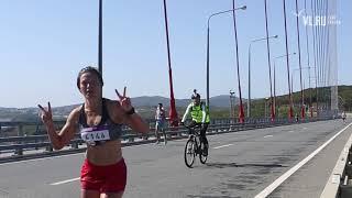 VL.ru - Во Владивостоке прошел второй международный марафон
