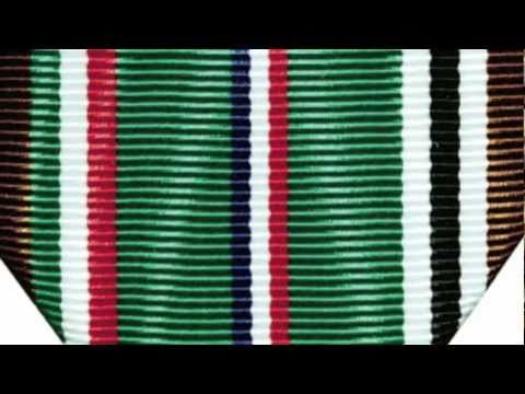 European-African-Middle Eastern Campaign Medal | Medals of A
