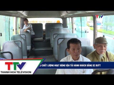 Cần nâng cao chất lượng hoạt động vận tải hành khách bằng xe buýt